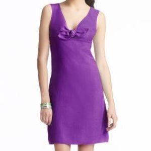 Kate Spade Purple Viola Dress